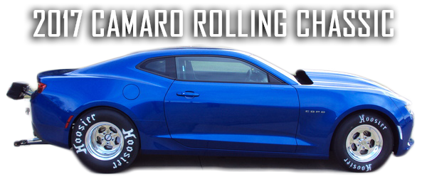 2017 Camaro Rolling Chassis
